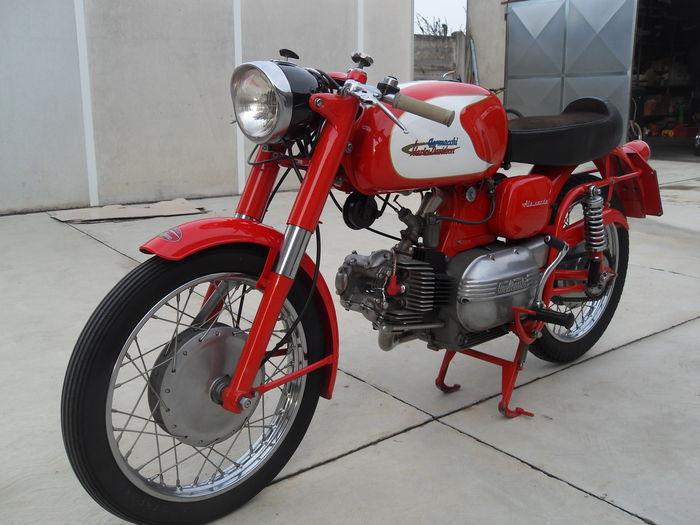 1962 aermacchi harley-davidson 250 ala verde – fully restored
