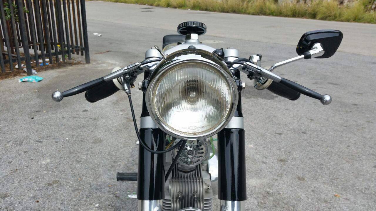1970 MOTOBI/BENELLI 250 SS