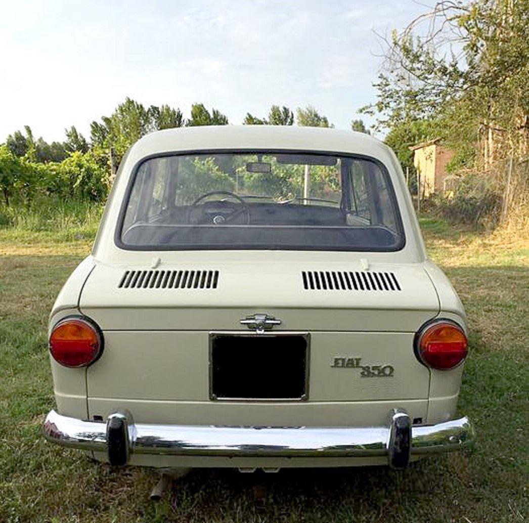 Fiat 850 sedan for sale