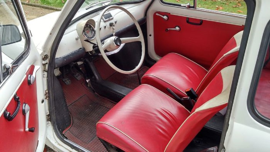 Sell Your Car For Cash >> 1968 FIAT 500 F – recently restored !!!!! - Italian