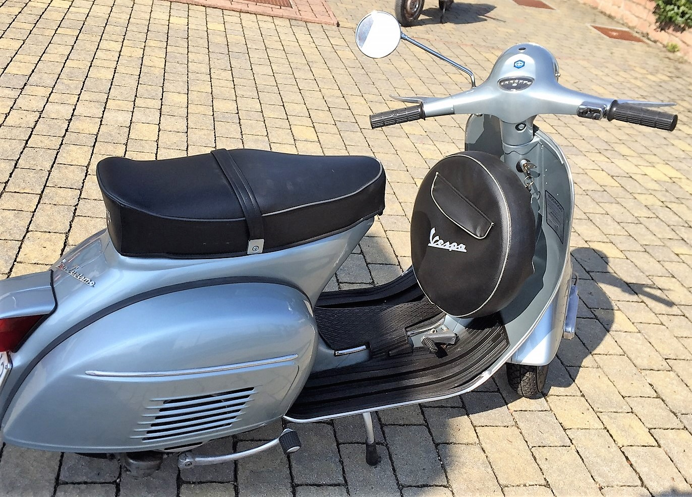 Vespa 200 Rally Colors Part 2 Some Electric Auto Electrical 50 Elestart Model V5a3t Wiring Diagram All About Diagrams 1969 125 Gtr U2013 Newly Restored