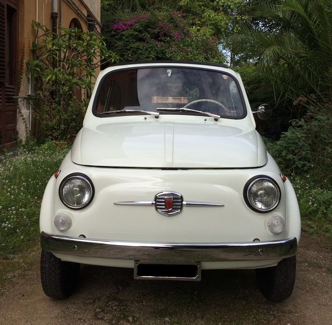 1967 Fiat 500 F  U2013 Totally Restored